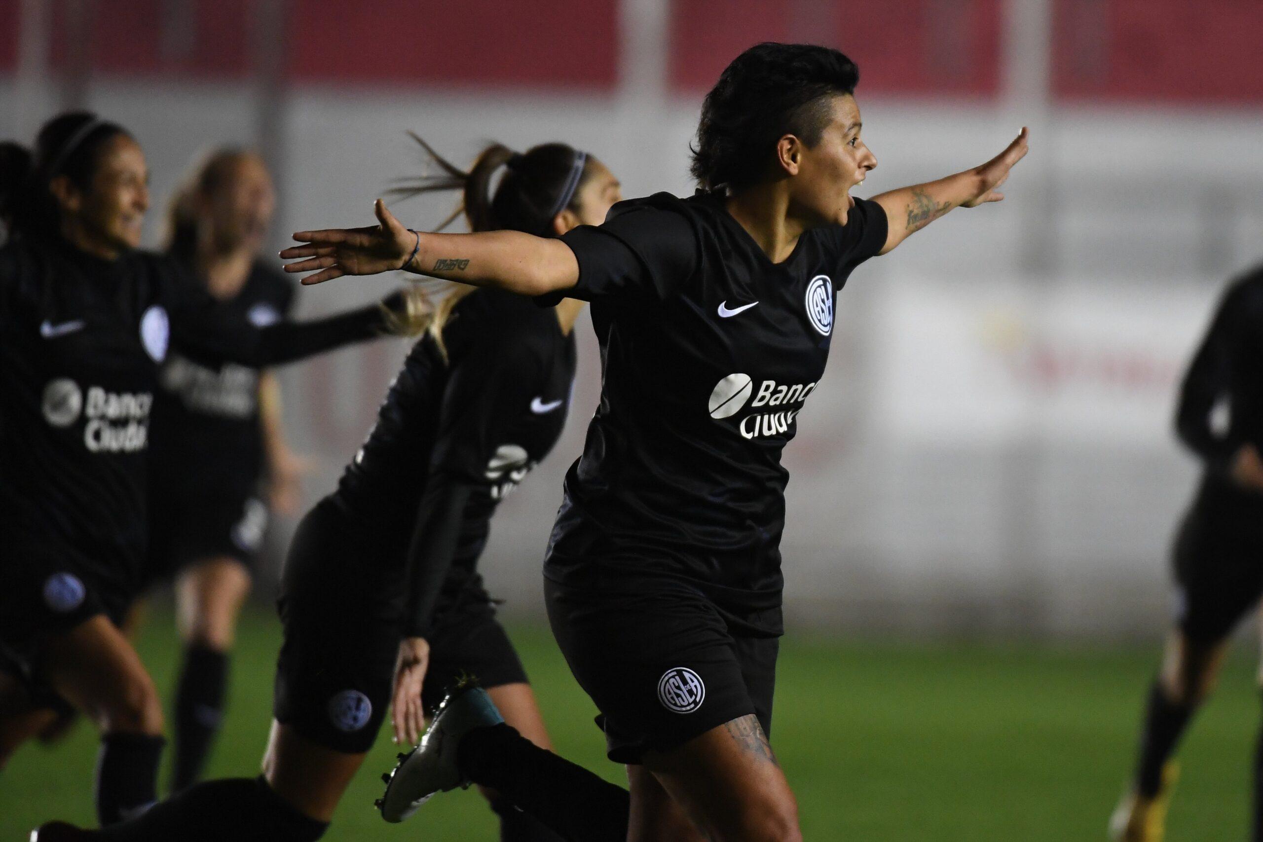 Fútbol Femenino televisado
