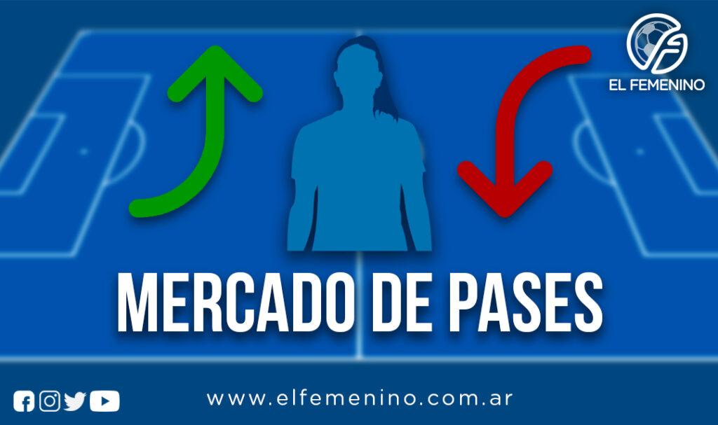 """El Mercado de Pases de Primera """"A"""" 2021"""