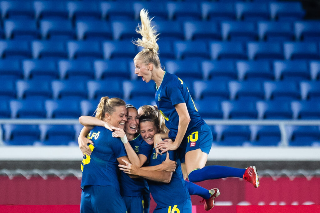 Tokio 2020 - Fútbol Femenino - Suecia Australia